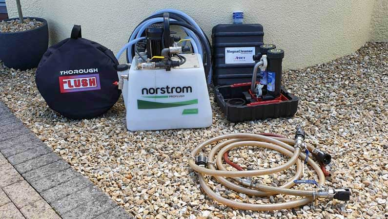 Power Flushing Service