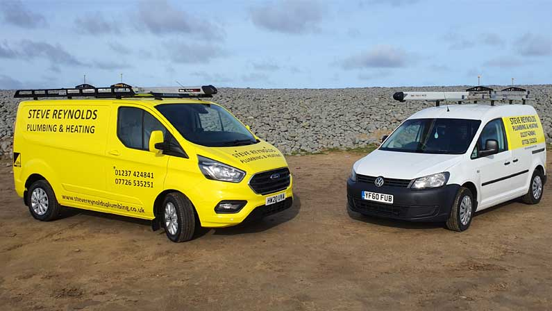 Our Works Van!